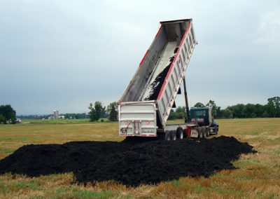 Synagro - Compost Application