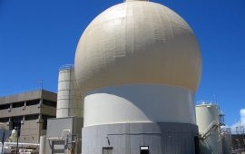 Check-out coverage of the blessing ceremony for our 2nd digester at the Sand Island WWTP
