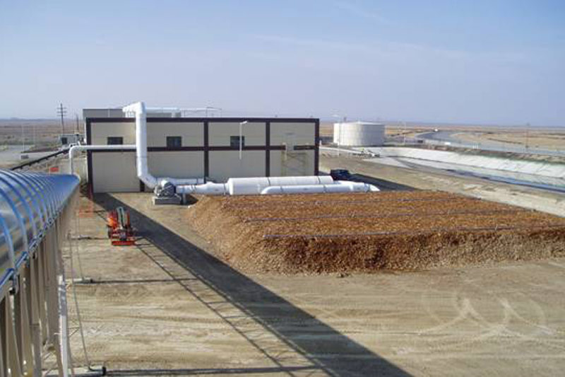 South Kern Compost Manufacturing Facility Synagro