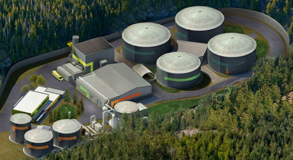 Synagro Achieves Financial Close for Residual Treatment Facility in Victoria, British Columbia