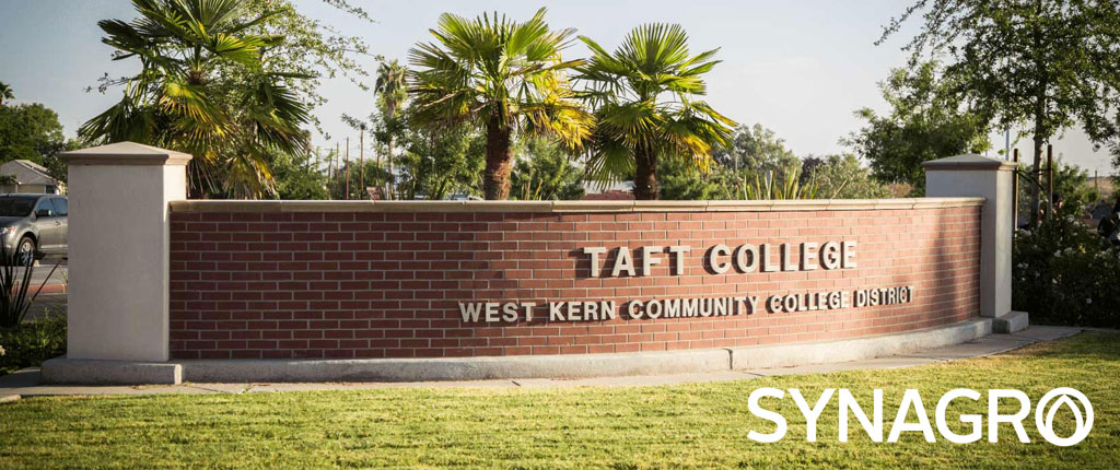 Synagro's Donations to Taft College Recognized With Naming of Writing and Language Lab