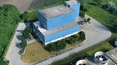 Windsor Biosolids Pelletizing Facility