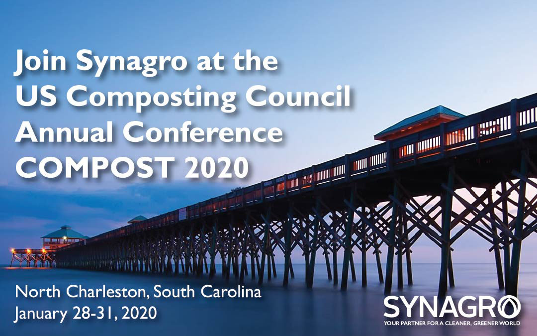 Synagro to Highlight AllGro® Compost at COMPOST2020