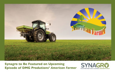 Synagro to Be Featured on Episode of American Farmer to Air in September