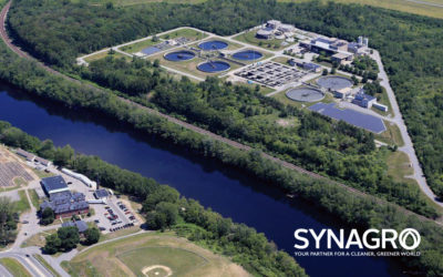 Synagro Wins Contract to Operate Greater Lawrence Sanitary District's Dryer